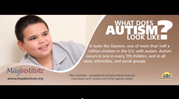 What is Autism    What Does Autism Look Like    May Institute   YouTube #5